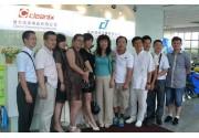 2011年9月 清洁顾问参观团到我司参观交流