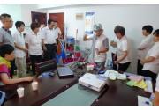 2013年6月清洁工具标准化培训課程——医院清洁系统