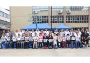 佛山健力与广州市城市管理举办 - 保洁员 (高级) 培训班圆满结束!