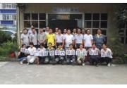 佛山健力与广州城管委联合举办保洁员(初级)培训班花絮