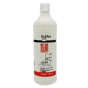 DrDirt 浴室消毒清潔劑 750ml