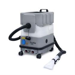 DrDirt 分體式地毯抽洗機配英式插頭 9L(含手扒)