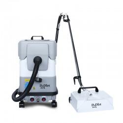 DrDirt 分體式地毯抽洗機配英式插頭 9L(配手扒及電動扒)