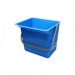 意大利施達 CTA 126B 12公升水桶,藍色