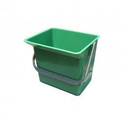 意大利施達 CTA 126G 12公升水桶,綠色