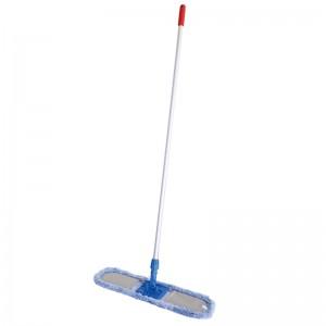 """意大利施达 DMC MS24 美式超细纤维尘推平拖 平板拖把保洁工具  24 x 5""""  60cm"""