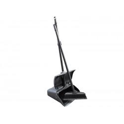 意大利施达 DPC 346BK 防风垃圾铲连扫把(黑色)