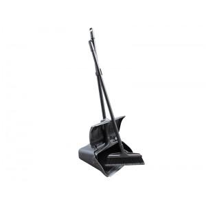 意大利施達 DPC 346BK 防風垃圾鏟連掃把(黑色)