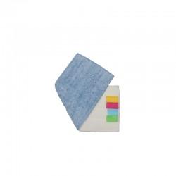 意大利施达 FMR A29  超细纤维平板拖把尘推替换拖布 平拖头 干湿两用微纤平拖布 A款布 29cm
