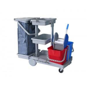 施達 雙桶榨水清潔服務車