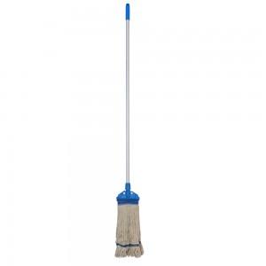 義大利施達 KMC 140B 網布棉拖把 棉排拖 家用吸水地拖  藍色