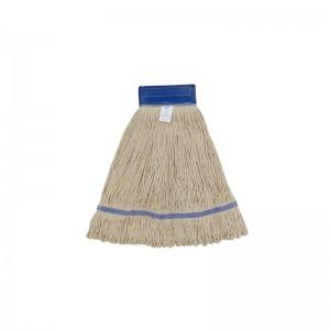 施達 棉排拖頭替換裝 12cm網布 450g 藍色