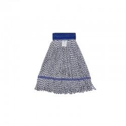 意大利施达 KMR C1245BW 棉排拖头(12cm网布,蓝白)