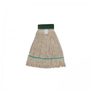 施達 棉排拖頭替換裝 12cm網布 450g 綠色