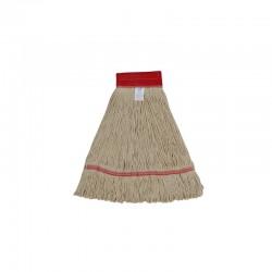 意大利施达 KMR C1245R 棉排拖头(12cm网布,红色)