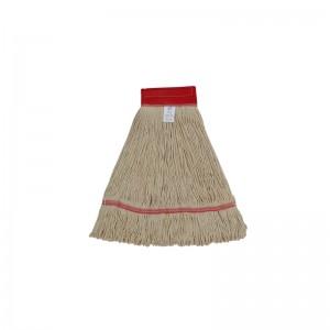 施達 棉排拖頭替換裝 12cm網布 450g 紅色