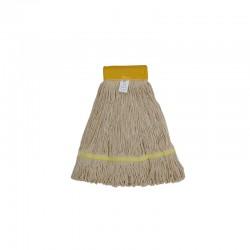 意大利施达 KMR C1245Y 棉排拖头(12cm网布,黄色)