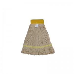 施達 棉排拖頭替換裝 12cm網布 450g 黃色