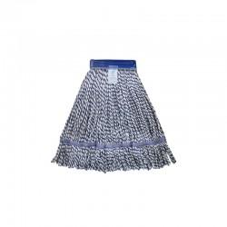 意大利施达 KMR C645BW 棉排拖头(6cm网布,蓝白)