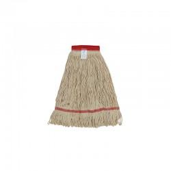 意大利施达 KMR C645R 棉排拖头(6cm网布,红色)