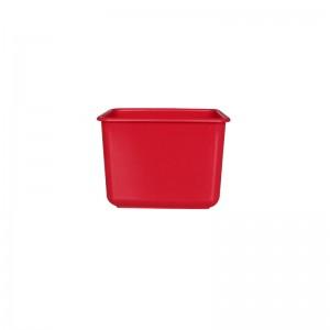 意大利施达 MT 1100R 小方兜 小塑料盒 红色