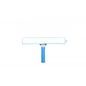 意大利施达 SDWS 135BU 调向二合一玻璃刮 配蓝色胶条 可调节角度 刮擦合一 涂水玻璃刮子 35cm
