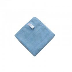 義大利施達 VM 303535B微纖清潔布(10條裝) 超細纖維抹布 不掉毛吸水毛巾擦布 35x35cm 藍色
