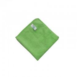 義大利施達 VM 303535G微纖清潔布(10條裝) 超細纖維抹布 不掉毛吸水毛巾擦布 35x35cm 綠色