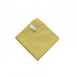 義大利施達 VM 303535Y微纖清潔布(10條裝) 超細纖維抹布 不掉毛吸水毛巾擦布 35x35cm 黃色