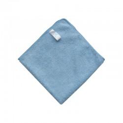 義大利施達 VM 304040B 微纖清潔布(10條裝) 超細纖維抹布 不掉毛吸水毛巾擦布 40x40cm 藍色