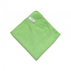 義大利施達 VM 304040G 微纖清潔布(10條裝) 超細纖維抹布 不掉毛吸水毛巾擦布 40x40cm 綠色
