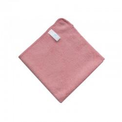 義大利施達 VM 304040R 微纖清潔布(10條裝) 超細纖維抹布 不掉毛吸水毛巾擦布 40x40cm 紅色