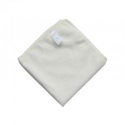 義大利施達 VM 304040W 微纖清潔布(10條裝) 超細纖維抹布 不掉毛吸水毛巾擦布 40x40cm 白色